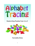 Alphabet Tracing from A to Z
