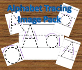 Alphabet Tracing (images)