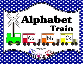 Alphabet Train (Colors of the Rainbow)