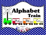 Alphabet Train (Colors of the Rainbow)