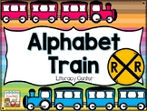Alphabet Train Letter and Sound Match