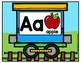 Alphabet Train Posters