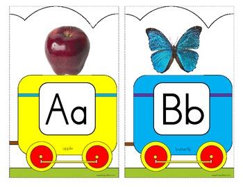 Alphabet Train