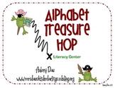 Alphabet Treasure Hop