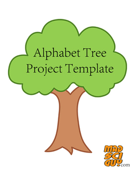 Alphabet Tree Project Template