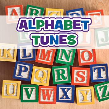 Alphabet Tunes