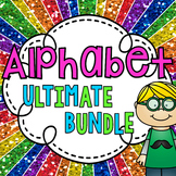 Alphabet Activities ULTIMATE BUNDLE