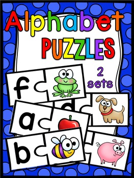 Alphabet Activities ULTIMATE BUNDLE