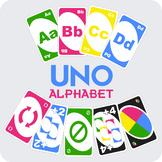 Alphabet UNO