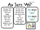 Alphabet Units: Letters A-D and Vowels