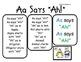 Alphabet Units: Letters A-D and Vowels