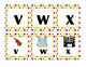 Alphabet Upper and Lower and Initial Sound Match/Memory, Literacy Centres