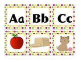 Alphabet Upper and Lower and Initial Sound Match/Memory, L