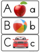 Alphabet Upper and Lowercase Letters Puzzle