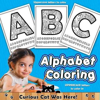 Alphabet Letters: Uppercase