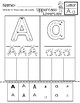 Preschool Basic Matching Uppercase & Lowercase Letters