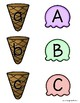 Alphabet Uppercase & Lowercase Matching- A to Z- Ice cream Theme
