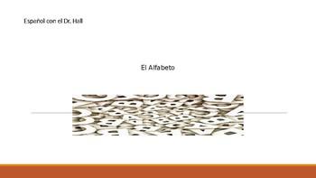 Alphabet Using Cognates