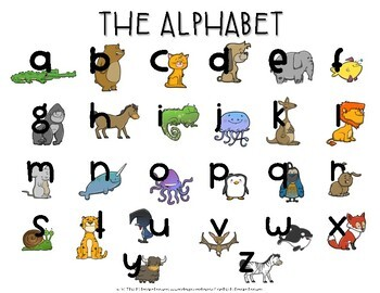 Alphabet Video Document