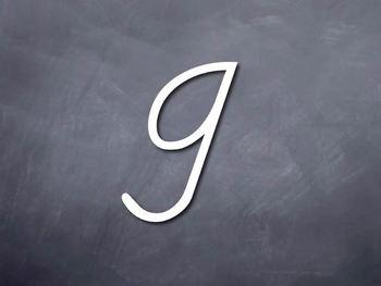 Alphabet Video Flash Cards (D'nealian)