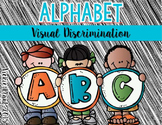 Alphabet Visual Discrimination