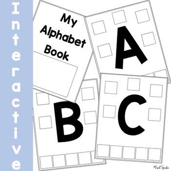 Alphabet Vocabulary Book