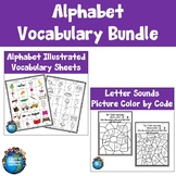 Alphabet Vocabulary Bundle
