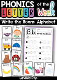 Write the Room: Alphabet