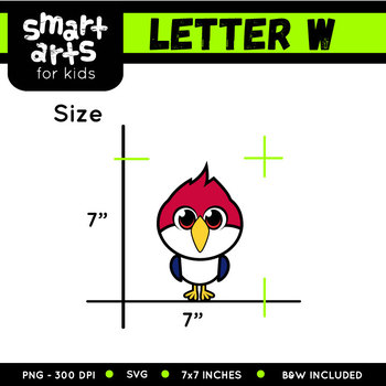 Alphabet W Clip Art