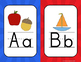 Alphabet Wall Banner Strip ~ Primary Colors