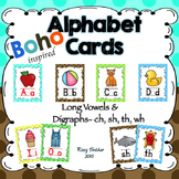 Alphabet Wall Cards - Bird Inspired