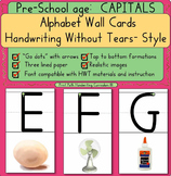 CAPITAL Wall Cards for Preschool