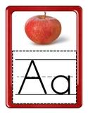 Alphabet Wall Classroom Display Card Set