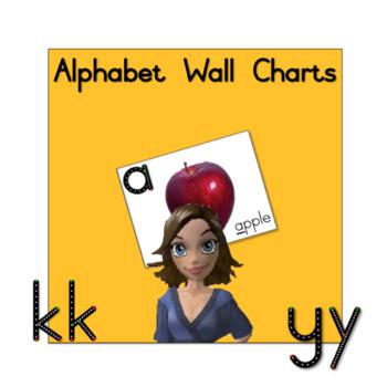 Alphabet Wall Frieze