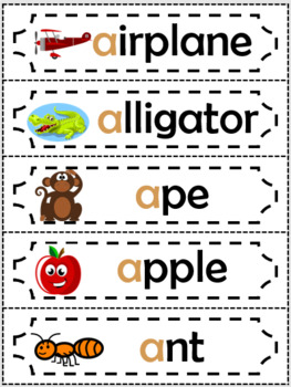 FREEBIE - Alphabet Wall Pack - Basic