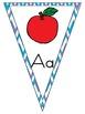 Alphabet Wall Pennant/Bunting