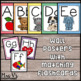 Alphabet Wall Posters & Matching Flashcards