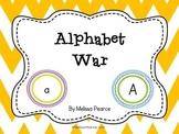 Alphabet War: A Game to Practice the Alphabet