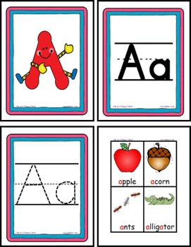 Alphabet Web Pictures