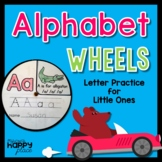Alphabet Wheels - Letter Sounds Practice
