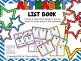Alphabet Word Book