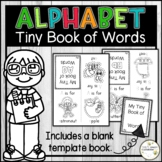 Alphabet Word Books - Letter Practice and Recognition - Ph
