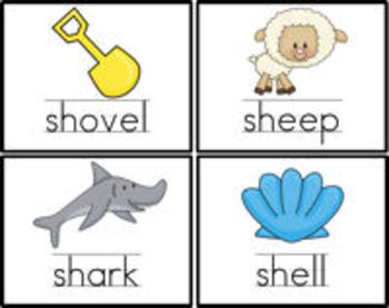 Alphabet Word & Picture Cards