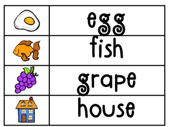 Alphabet Word Wall