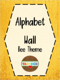 Alphabet Word Wall Kit – Bee
