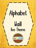 Alphabet Word Wall Kit – Bee