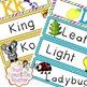 Alphabet Word Wall Pack