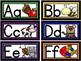 Alphabet Word Wall Signs-The Modern Classroom