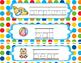 Alphabet Word Wall Words (Polka Dots)