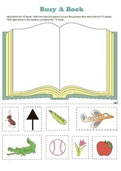 Alphabet Workbook